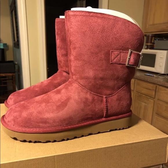 68b3dcafc28 Ugg Women's Remora boot Magenta Rose  NWT